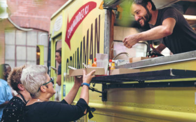 Road Booze: When and How Food Trucks Can Serve Alcohol