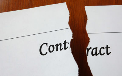 How to Legally Manage a Difficult Contract Dispute